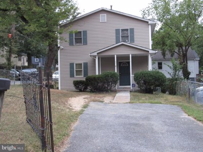 4709 Gunther Street, Capitol Heights, MD 20743 - #: MDPG554948