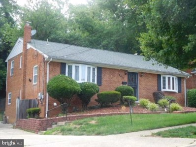 2410 Fairlawn Street, Temple Hills, MD 20748 - #: MDPG555652