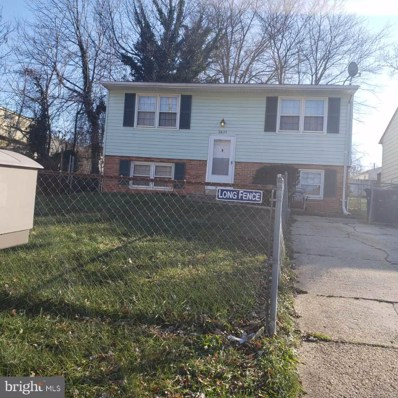 6623 Valley Park Road, Capitol Heights, MD 20743 - #: MDPG555686