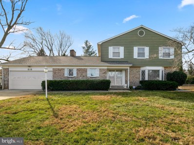 818 Pocahontas Drive, Fort Washington, MD 20744 - #: MDPG555908