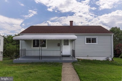 1028 Ward Street, Laurel, MD 20707 - #: MDPG556228