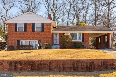 9323 Wellington Street, Lanham, MD 20706 - #: MDPG556608