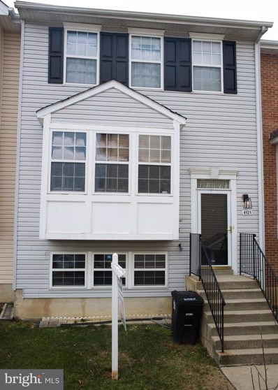 4121 Apple Orchard Court UNIT 4, Suitland, MD 20746 - #: MDPG556896