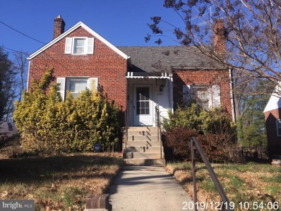 2205 Ramblewood Drive, District Heights, MD 20747 - #: MDPG556934