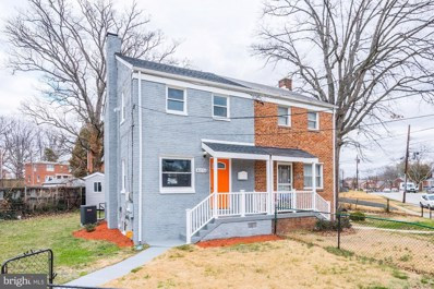 4016 25TH Avenue, Temple Hills, MD 20748 - #: MDPG557904