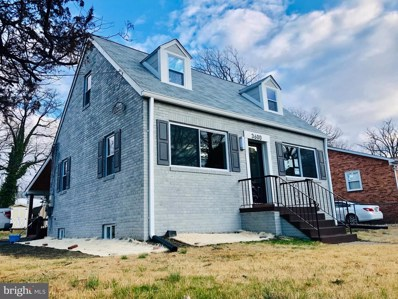 3600 Melrose Avenue, District Heights, MD 20747 - #: MDPG558052
