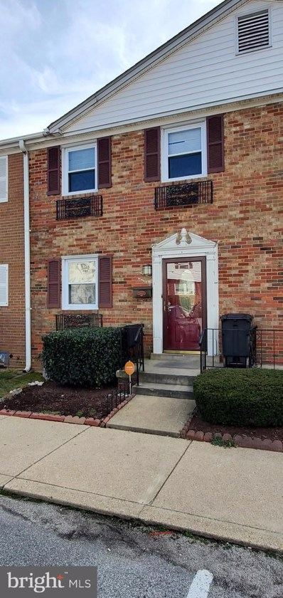5183 Clacton Avenue UNIT 42, Suitland, MD 20746 - #: MDPG558372