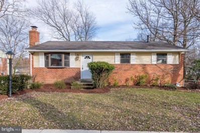 1316 Woodlark Drive, District Heights, MD 20747 - #: MDPG558530