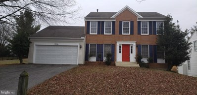 4806 Briercrest Court, Bowie, MD 20720 - #: MDPG558638