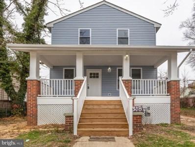 4308 Oglethorpe Street, Hyattsville, MD 20781 - #: MDPG560136