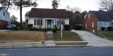 2015 Van Buren Street, Hyattsville, MD 20782 - MLS#: MDPG560348