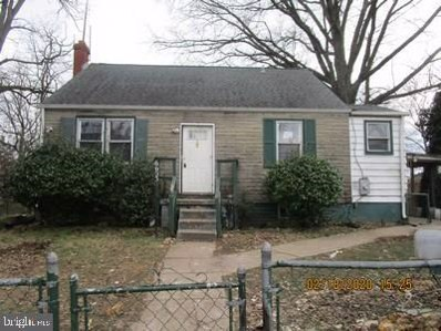 6603 Greig Street, Capitol Heights, MD 20743 - #: MDPG560660