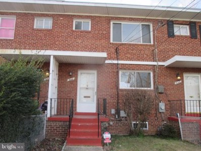 644 Maury Avenue, Oxon Hill, MD 20745 - #: MDPG561096