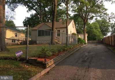 9002 Hickory Hill Avenue, Lanham, MD 20706 - #: MDPG562812