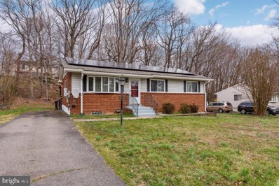 1904 Napier Drive, District Heights, MD 20747 - #: MDPG563044