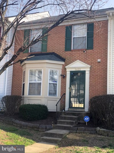 5622 Rock Quarry Terrace, District Heights, MD 20747 - #: MDPG563512