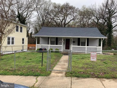 3406 39TH Avenue, Brentwood, MD 20722 - #: MDPG563514