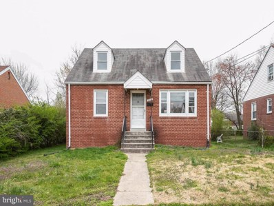 2712 Newglen Avenue, District Heights, MD 20747 - #: MDPG563652