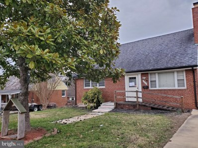 5807 84TH Avenue, New Carrollton, MD 20784 - #: MDPG564554