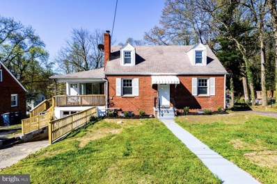 5207 Springwood Drive, Temple Hills, MD 20748 - #: MDPG564694