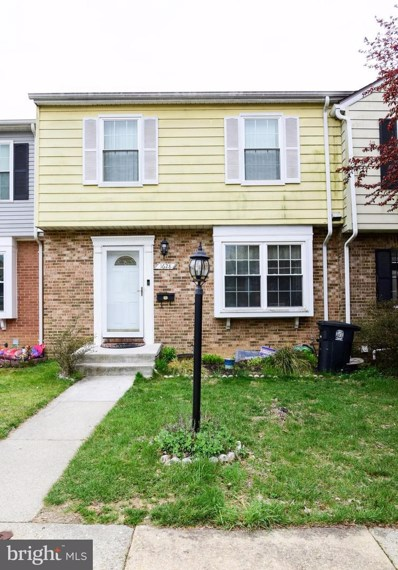 1628 Forest Park Drive, District Heights, MD 20747 - #: MDPG565478