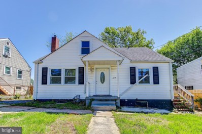 613 64TH Avenue, Capitol Heights, MD 20743 - #: MDPG566302