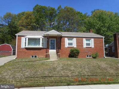 4319 Oxford Drive, Suitland, MD 20746 - #: MDPG567182