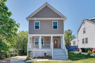 3607 Taylor Street, Brentwood, MD 20722 - #: MDPG568088