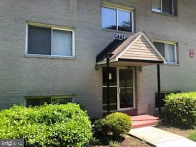 5442 85TH Avenue UNIT 1, New Carrollton, MD 20784 - #: MDPG568186