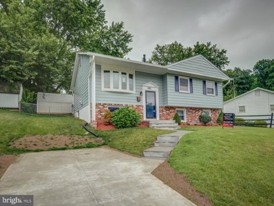 6805 Pepper Street, Capitol Heights, MD 20743 - #: MDPG568662