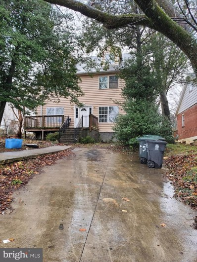 4709 Deanwood Drive, Capitol Heights, MD 20743 - #: MDPG568898