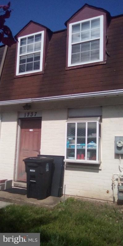 1737 Village Green Drive UNIT Z-45, Landover, MD 20785 - MLS#: MDPG569262