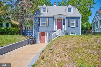 4606 Omaha Street, Capitol Heights, MD 20743 - #: MDPG569352