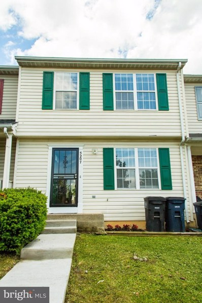5207 Daventry Terrace, District Heights, MD 20747 - MLS#: MDPG569636