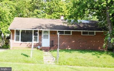 2511 Boones Lane, District Heights, MD 20747 - #: MDPG572446