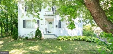 4121 Ellis Street, Capitol Heights, MD 20743 - #: MDPG573180