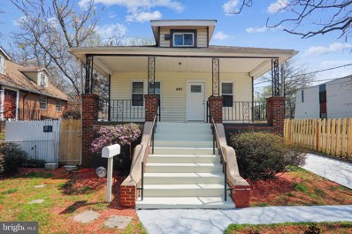 607 60TH Place, Fairmount Heights, MD 20743 - MLS#: MDPG573394
