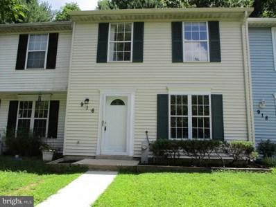916 Pleasant Hill Lane, Bowie, MD 20716 - #: MDPG574528
