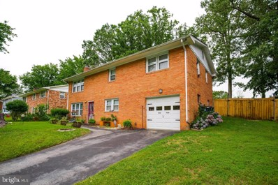 6007 Wesson Drive, Suitland, MD 20746 - #: MDPG575730