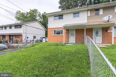 7212 G Street, Capitol Heights, MD 20743 - #: MDPG575900