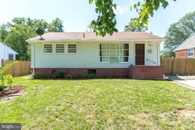 6406 Inlet Street, New Carrollton, MD 20784 - #: MDPG576498