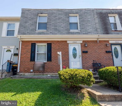 7312 Wood Hollow Terrace, Fort Washington, MD 20744 - #: MDPG576900
