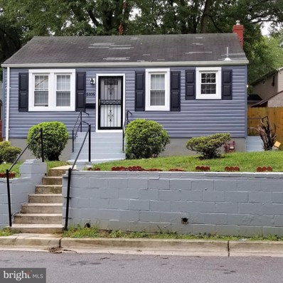 5105 Doppler Street, Capitol Heights, MD 20743 - #: MDPG577132