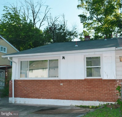 607 Birchleaf Avenue, Capitol Heights, MD 20743 - #: MDPG577580