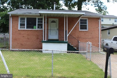 1708 Ruston Avenue, Capitol Heights, MD 20743 - #: MDPG578822