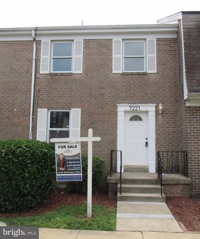 7221 Cross Street, District Heights, MD 20747 - #: MDPG579058
