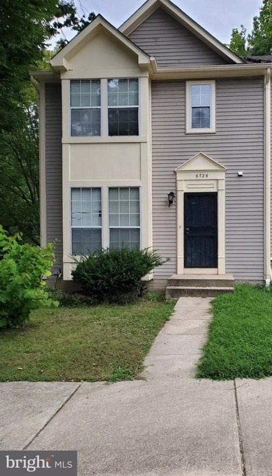 6726 Mountain Lake Place, Capitol Heights, MD 20743 - #: MDPG579334