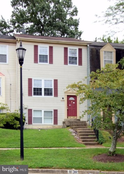 7107 Cipriano Springs Drive, Lanham, MD 20706 - #: MDPG579740