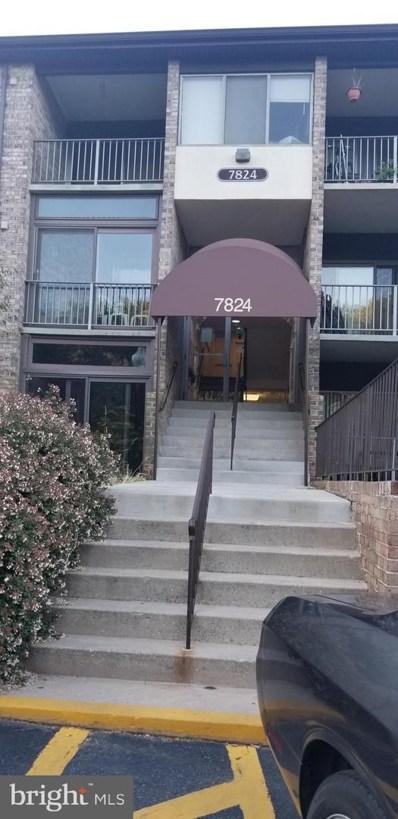 7824 Hanover Parkway UNIT 301, Greenbelt, MD 20770 - MLS#: MDPG581086