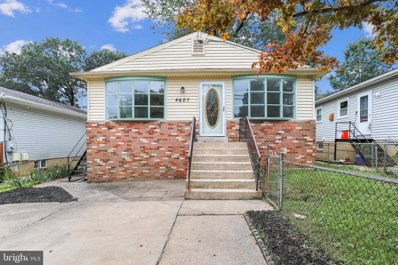 4607 Quimby Avenue, Beltsville, MD 20705 - #: MDPG581326